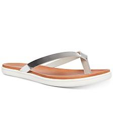 Madden Girl Mitsy Patent Flip-Flop Sandals