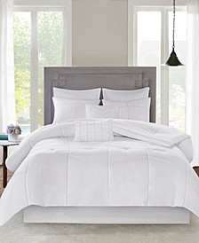 510 Design Codee California King 8 Piece Comforter Set
