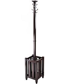 Memphis Coat Tree Umbrella Rack
