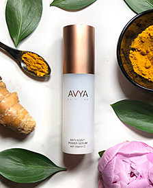 AVYA Skincare Anti-Aging Power Serum with Vitamin C