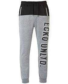 Ecko Unltd Men's Turnup 2 Jogger