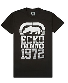Ecko Unltd Men's Big Hit Tee