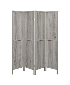 Hyde 4-Panel Folding Screen