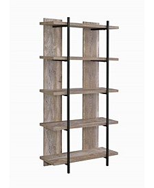 Pipestone 5-Tier Bookcase