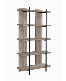 Pipestone 5-Tier Bookcase