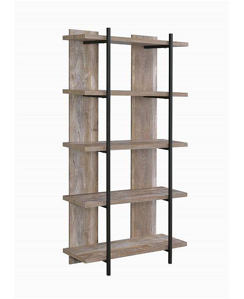 Coaster Home Furnishings Pipestone 5-Tier Bookcase