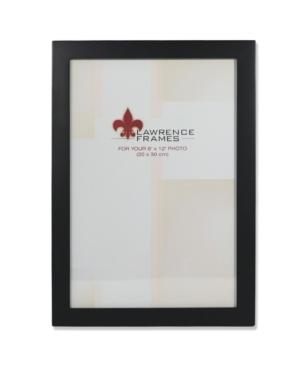 "Lawrence Frames Black Wood Picture Frame - 8"" x 12"""