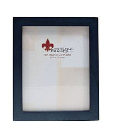 """Blue Wood Picture Frame - Gallery Collection - 4"""" x 5"""""""