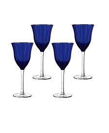 Meridian Wine Glasses, Set Of 4