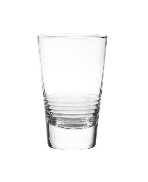 Qualia Glass Scandal Highball, Set Of 4