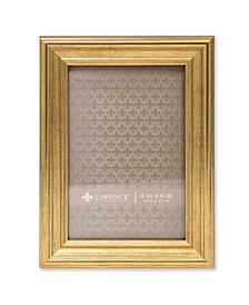 "Sutter Burnished Gold Picture Frame - 4"" x 6"""
