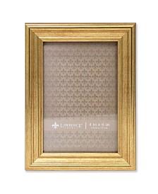 """Lawrence Frames Sutter Burnished Gold Picture Frame - 4"""" x 6"""""""