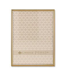 "Simply Gold Metal Picture Frame - 3.5"" x 5"""