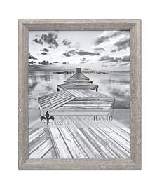 "Lawrence Frames Bradley Gray Picture Frame - 8"" x 10"""
