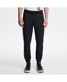 Karl Lagerfeld Paris Track Pant With Contrast