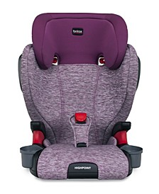 Highpoint™ Belt-Positioning Booster Seat Mulberry