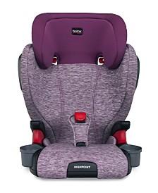 Britax® Highpoint™ Belt-Positioning Booster Seat Mulberry