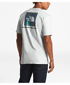 The North Face Men's Red Box Heavyweight Logo Graphic T-Shirt