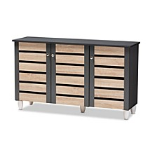 Gisela 3-Door Cabinet