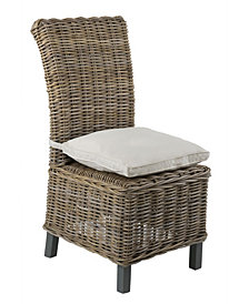 East At Main's Sumter Rattan Dining Chair