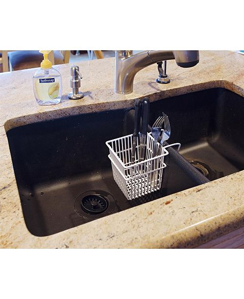 Double Sink Sponge Holder