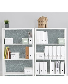 Simplify 2 Pack Stingray Self-Adhesive Shelf Liner