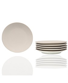 """Matrix Bread And Butter Plate 6.25"""", Set of 6"""