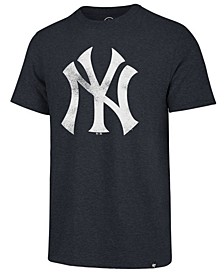 Men's New York Yankees Coop Tri-Blend Match T-Shirt