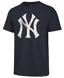 '47 Brand Men's New York Yankees Coop Tri-Blend Match T-Shirt