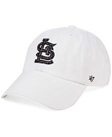 '47 Brand St. Louis Cardinals Galactic CLEAN UP Cap