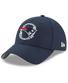 New Era Women's New England Patriots Draft 9TWENTY Strapback Cap