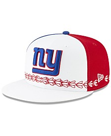 New Era Little Boys New York Giants Draft 59FIFTY Fitted Cap