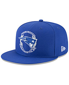 New Era New England Patriots Draft Spotlight 59FIFTY-FITTED Cap