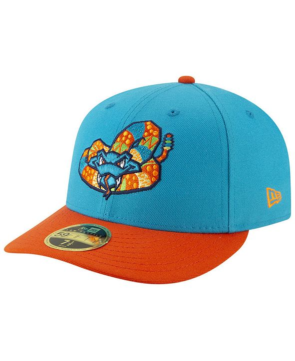 New Era Wisconsin Timber Rattlers Copa de la Diversion Low Profile 59FIFTY Fitted Cap
