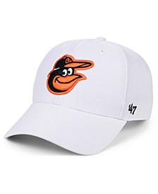 Baltimore Orioles White MVP Cap