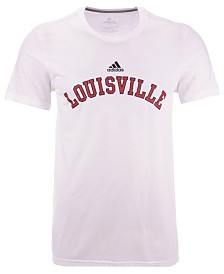 adidas Men's Louisville Cardinals Performance T-Shirt