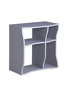 Products Wave Tall Shelf 3-Piece Set