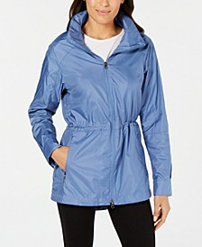 Sustina Springs Fleece-Lined Windbreaker