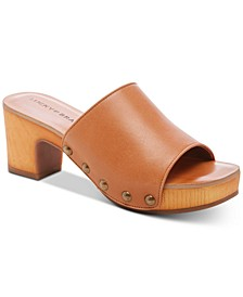 Women's Fineena High-Heel Wedge Sandals