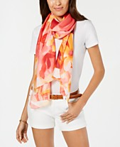 c5b824142a0d6 I.N.C. Watercolor Bloom Wrap, Created for Macy's