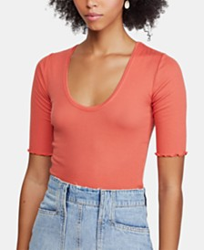 Free People Up All Night Top