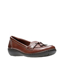 Clarks Collection Women's Ashland Bubble Flats
