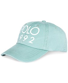 Polo Ralph Lauren Men's 1992 Twill Sports Cap