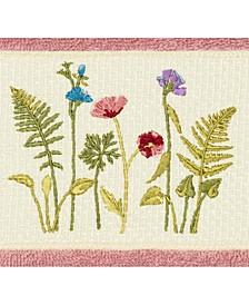 Turkish Cotton Serenity Embellished Hand Towel