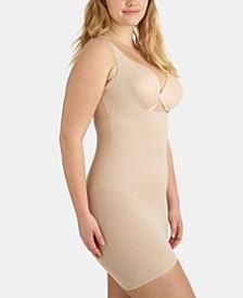 Plus Size Flexible Fit Wear Your Own Bra Slip 2932