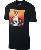 aabefc1d153 Nike Men's Sportswear Graphic T-Shirt