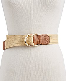 Straw Stretch Belt