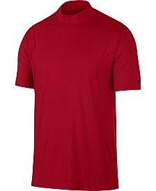Nike Men's Vapor Dri-FIT Mock-Neck Golf Top