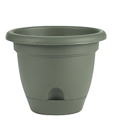 "Bloem Lucca 6"" Self Watering Planter"