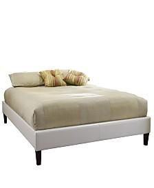 Ultima Full Faux Leather Upholstered Platform Bed Frame